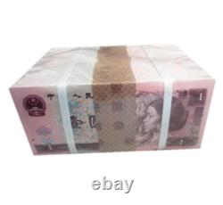 1000Pcs CHINA 1 DOLLARS 1 YUAN RMB BANKNOTE CURRENCY 1990 UNC Bundle continuous
