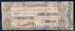 1806 US Obsolete Currency Signed by Augustus Woodward Detroit Bank $10 AU/UNC