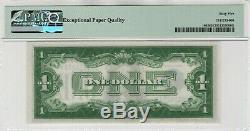 1928 B $1 Silver Certificate Note Currency IB Block FR. 1602 PMG GEM UNC 65 EPQ