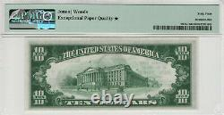 1929 $10 Chase National Banknote Currency New York Ny Pmg Choice Unc 64 Epq Star
