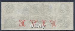19th Century US Obsolete Currency The West River Bank, $5 Unc, Unissued