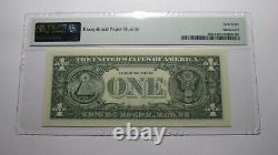 $1 2017 Repeater Serial Number Federal Reserve Currency Bank Note Bill UNC68EPQ