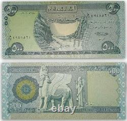 91,800 Iraqi Dinars Iraq Currency Unc Banknotes Complete Set Every Iqd Bill