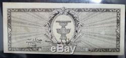 Banknotes Thailand Memorial King Rama VIII Siam Valuable Currency Precious Rare