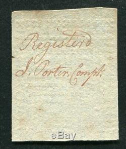 CT-216 OCTOBER 11, 1777 4p FOUR PENCE CONNECTICUT COLONIAL CURRENCY NOTE UNC