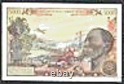 Central African Republic 5000 Francs P11 1980 Rare Unc Currency Money Bill Note