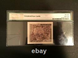 Japan Allied Military WWII Currency 1 Yen 1945- PMG UNC EPQ WWII Artifact