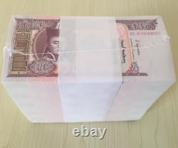 1000pcs 2017 Mongolie 20 Tugrik Banknote Monnaie Unc Bundle