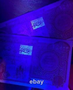 150 000 Dinars Irakiens Devise 6 X 25 000 Iqd Unc Nouveaux Billets De Banque Iraq Dinar