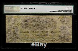 1860 $ 1 Obsolete Devise Américaine Billets Unc De Timber Fraises Bank Savane