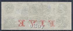 19ème Siècle Monnaie Américaine Obsolète Bank West River, 5 $ Unc, Unissued