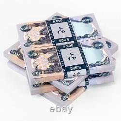 200.000 Nouveaux Billets Dinar 5.000 Monnaie Irakienne Non Circulé 5k Iqd Money