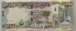 50 000 Nouveaux Billets De Banque Iraqi Dinar (iqd) Unc 1 X 50000 Dinars, 2020 Iraq Currency