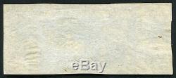Bank 1854 $ 3 Rivière Potomac Georgetown, D. C. Monnaie Obsolète Remarque Unc