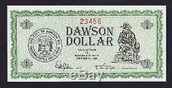 Canada 1985-1987 Ladder Devise Locale Dollar Dawson Série 23456 Unc Rare