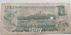Canada 1 Dollar, 1973, P-85c, La Reine Elizabeth II (qeii), Unc Monde Monnaie