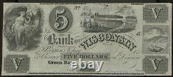 Devise Obsolète Green Bay, Wi- Bank Of Wisconsin 5 $ 18 Crisp Unc. Reste