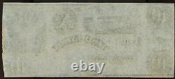Devise Obsolète Green Bay, Wi-bank Of Wisconsin 10 $ 18 Crisp Unc. Reste
