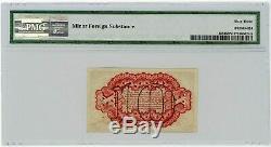 Fr. 1254 Ten Cent 10c 3 E Numéro Fractional Currency Ch Unc 63 Net Pmg 928764-5