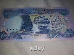 Irak 5000 X 45 Notes 5000 Unc Irakien Dinar Argent Note 45 Notes Total Devises