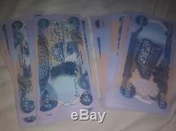 Irak 5000 X 65 Notes 5000 Unc Irakien Dinar Argent Note 65 Notes Total Devises