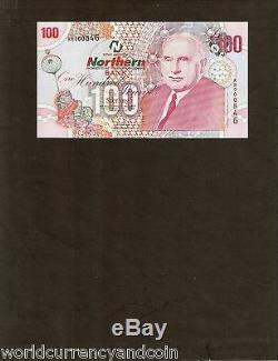 Irlande Du Nord 100 Livres P209 2005 Baloon Baker Unc Irish Monnaie Argent Remarque