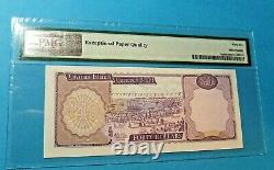 Rare Cayman Islands Currency Board 40 Dollar Note Gem 66 Unc Pmg-certified