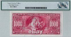 Rare Spécimen 1937 $ 1000, Bc-28s, Legacy Monnaie Classement Choix Unc-63ppq