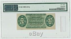 Us 50c Fractional Currency Fr 1331 Pmg 63 Choix Ongecirculeerd Cu Vert Retour Unc